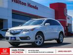 2015 Acura RDX BASE ONE OWNER ACCIDENT FREE in Burlington, Ontario