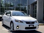 2013 Lexus CT 200h Touring  - Sunroof - Heated Front Seats in Port Moody, British Columbia