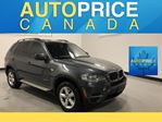 2012 BMW X5 xDrive35i NAVIGATION PANOROOF LEATHER in Mississauga, Ontario