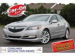 2014 Acura RLX Elite Pkg ONLY 50,000 KM EVERY POSSIBLE OPTION in Ottawa, Ontario