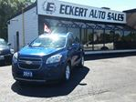 2013 Chevrolet Trax 1LT WITH BLUETOOTH in Barrie, Ontario