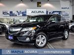 2015 Acura RDX Tech Pkg, power tailgate, AWD, sunroof. in Maple, Ontario