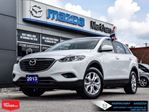 2013 Mazda CX-9 GS Accident Free 7 Seaters AWD Back Up Camera in Markham, Ontario