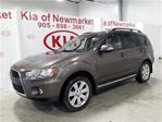 2011 Mitsubishi Outlander LS 4WD Sportronic at in Newmarket, Ontario