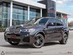 2016 BMW X4 28i AWD   SPORT PREMIUM PKG   CAR-PROOF CLEAN   ON in Mississauga, Ontario