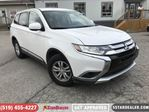 2018 Mitsubishi Outlander ES   AWD   CAM   ONE OWNER in London, Ontario