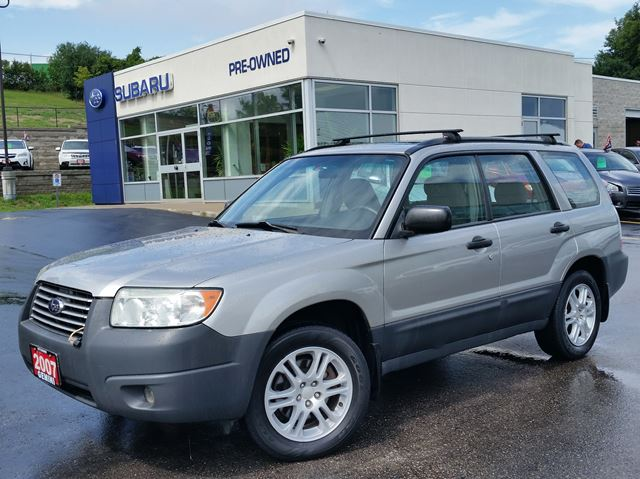 2007 Subaru Forester Special Edition in Kitchener, Ontario