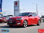 2012 Hyundai Veloster ~Nav ~Backup Cam ~Heated Seats ~Panoramic Roof in Barrie, Ontario
