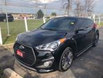 2016 Hyundai Veloster TURBO**NAVIGATION**PANORAMIC SUNROOF**BLUETOOTH** in Mississauga, Ontario