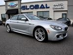 2015 BMW 6 Series xDrive GRAN COUPE M-SPORT ALL OPTIONS. in Ottawa, Ontario
