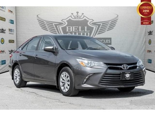 2015 TOYOTA Camry SE BACKUP CAMERA BLUETOOTH TRACTION CONTROL ALLOY in Toronto, Ontario