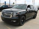 2017 Chevrolet Suburban LTZ, 5.3L V8, Leather, Roof, Navigation in Edmonton, Alberta