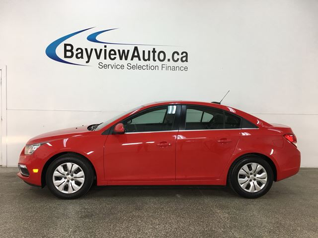 2016 Chevrolet Cruze - TURBO! SUNROOF! A/C! PIONEER! MY LINK! in Belleville, Ontario