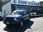 2012 Jeep Patriot SPORT MANUAL WITH LEATHER in Barrie, Ontario