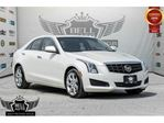 2014 Cadillac ATS LUXURY SUNROOF LEATHER AWD ALLOY WHEELS in Toronto, Ontario
