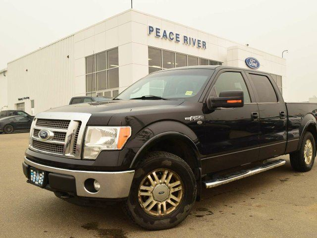 2011 Ford F-150 Lariat 4x4 SuperCrew 5.5' Styleside 144.5 in. WB in Peace River, Alberta