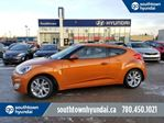 2016 Hyundai Veloster 6SPD/BLUETOOTH/POWER OPTIONS/TOUCH SCREEN in Edmonton, Alberta