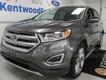 2015 Ford Edge Titanium AWD ecoboost, NAV, sunroof, heated/cooled power leather seats, heated steering wheel, heated rear seats,power liftgate in Edmonton, Alberta