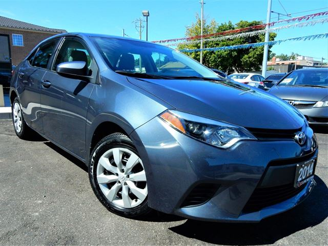 2014 Toyota Corolla LE  AUTO  BACK UP CAMERA  in Kitchener, Ontario