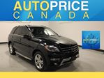 2015 Mercedes-Benz M-Class NAVIGATION|PANOROOF|LEATHER in Mississauga, Ontario