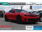 2015 Chevrolet Camaro SS 1SS/426hp/RS PACK/20s/PRFRMNC EXHST/6SPD in Milton, Ontario