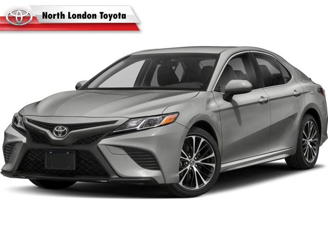 2018 TOYOTA Camry XSE With Black Roof in London, Ontario