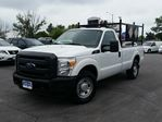 2012 Ford F-350  REG CAB--8' BOX-C/W POWER REAR LIFT GATE in Belleville, Ontario
