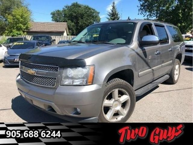 2008 Chevrolet Suburban LTZ NICE LOCAL TRADE IN!!! in St Catharines, Ontario