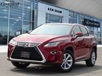 2016 Lexus RX 350 ** Leather / Sunroof ** Lexus Certified ** in Toronto, Ontario