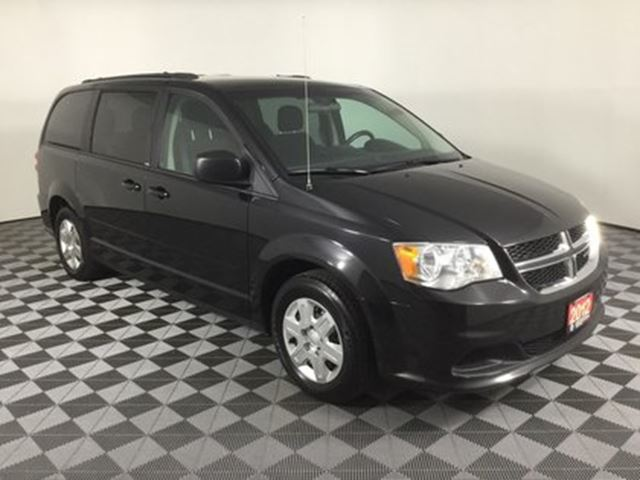 2012 Dodge Grand Caravan SE/STOW AND GO/BLOCK HEATER/READY FOR THE FAMILY in Huntsville, Ontario