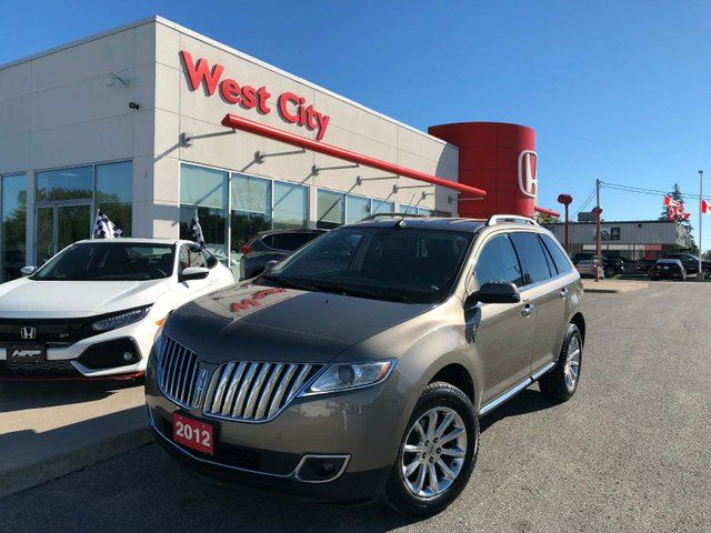 2012 Lincoln MKX LEATHER,AWD,POWER LIFTGATE! in Belleville, Ontario