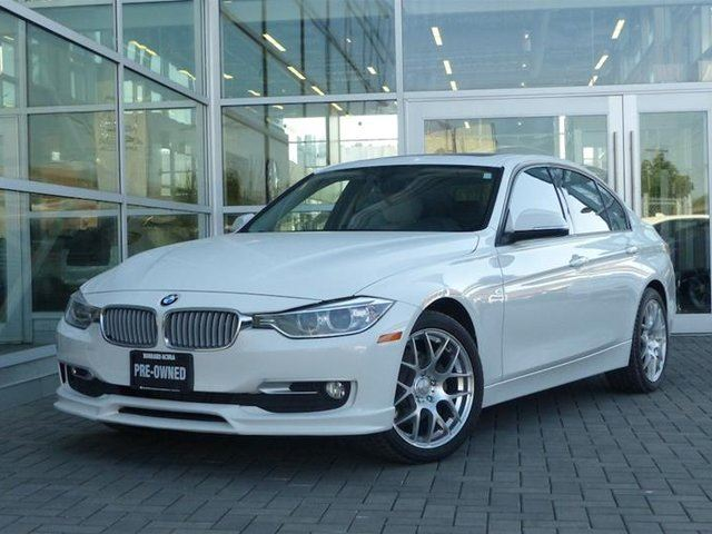 2013 Bmw 3 Series Xdrive Sedan Vancouver British Columbia Car For