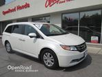 2014 Honda Odyssey EX-L  sunroof and leather seats in Burnaby, British Columbia