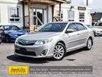 2014 Toyota Camry XLE V6 BLIS NAV LEATHER ONLY 44,000KMS WOW!! in Ottawa, Ontario