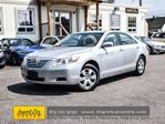2007 Toyota Camry LE 4 CYL LOW KMS GREAT VALUE WOW!! in Ottawa, Ontario