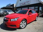 2014 Chevrolet Cruze GREAT CLICKS! in St Catharines, Ontario