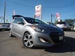 2013 Hyundai Elantra AUTO PANORAMIC ROOF LEATHER NO ACCIDENT BLUE TOOTH in Oakville, Ontario