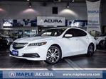 2015 Acura TLX Prem Pkg, leather, sunroof, back up cam. in Maple, Ontario