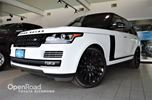 2017 Land Rover Range Rover SC Autobiography in Richmond, British Columbia