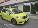 2016 Honda Fit EX-L Navi, Bluetooth, Back-up camera in Burnaby, British Columbia