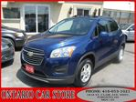 2016 Chevrolet Trax LT AWD SUNROOF BACK UP CAM in Toronto, Ontario