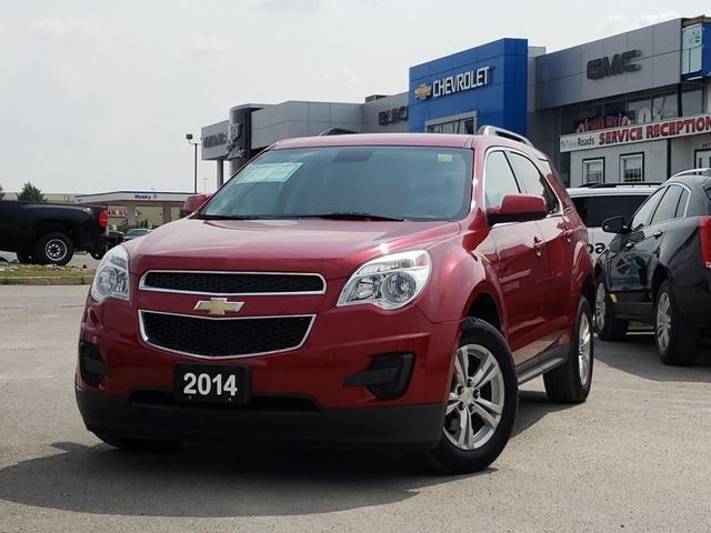2014 Chevrolet Equinox 1LT 1LT, FWD, CONVENIENCE PKG, ONE OWNER, NO ACCIDENTS in Newmarket, Ontario