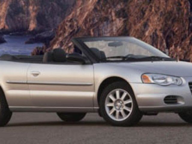 2006 Chrysler Sebring LIMITED CONVERTIBLE Accident Free, Leather, Heated Seats, A/C, - Edmonton in Sherwood Park, Alberta