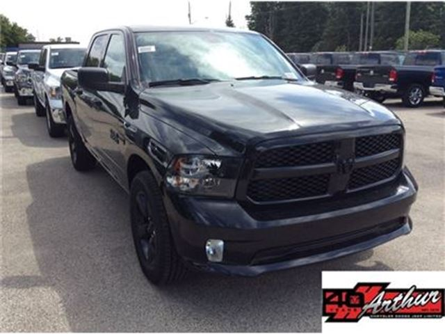 2018 Dodge RAM 1500 ST in Arthur, Ontario