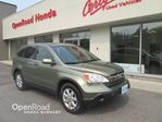 2007 Honda CR-V EX-L  sunroof and leather seats in Burnaby, British Columbia