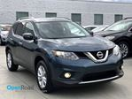 2014 Nissan Rogue SV CVT AWD Bluetooth USB AUX Sunroof Rearview C in Port Moody, British Columbia