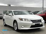 2015 Lexus ES 350 A/T One Owner Bluetooth USB AUX Navi Leather Su in Port Moody, British Columbia