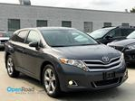 2014 Toyota Venza A/T AWD No Accident One Owner Bluetooth USB AUX in Port Moody, British Columbia