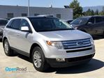 2010 Ford Edge Limited A/T AWD No Accdient One Owner Bluetooth in Port Moody, British Columbia
