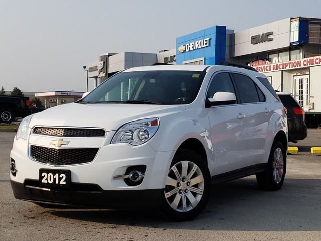 2012 Chevrolet Equinox 1LT 1LT AWD, CONVENIENCE PKG, ONE OWNER, NO ACCIDENTS in Newmarket, Ontario